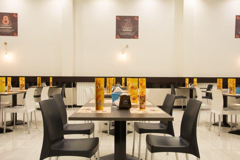ristorante menu fisso Parco Vittoria Milano